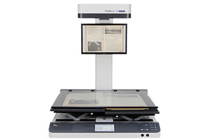 Digitalizzare con Bookeye 4 V1A